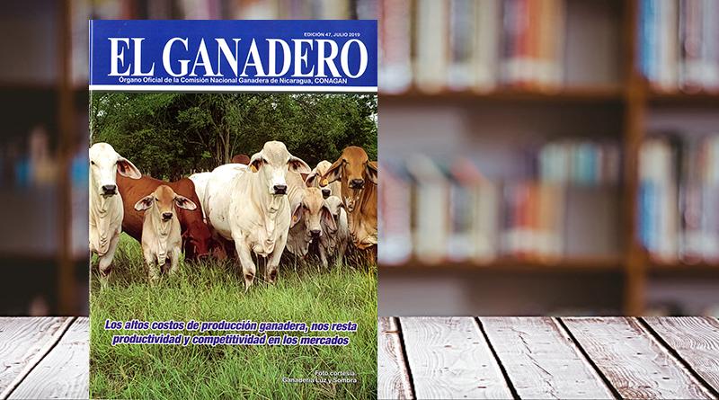 El Ganadero, Jul. 2019