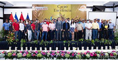 Realizan lanzamiento Certamen de Cacao de la Excelencia 2020-2021