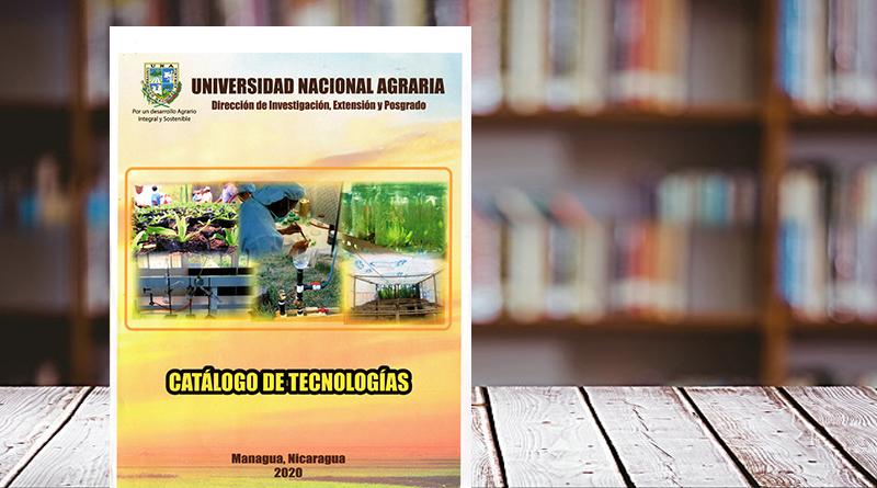 Catálogo de Tecnologías