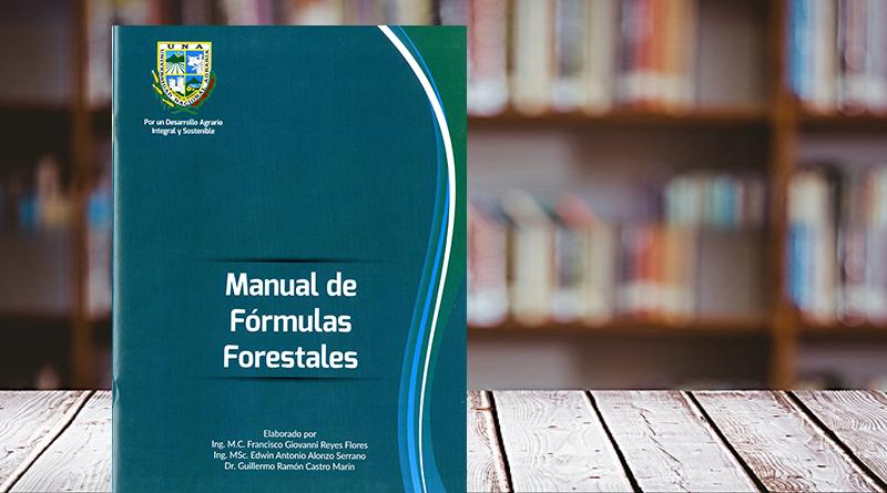 Manual de fórmulas forestales